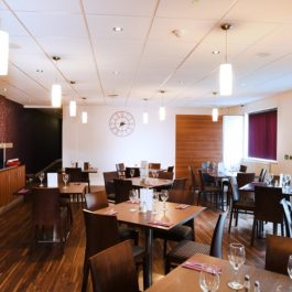 Lancaster hotel, bar and dining