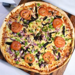 Izzi's pizza